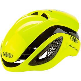 ABUS GameChanger Helmet, neon yellow